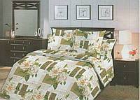 Спальный комплект 2-х спальный бязь