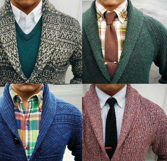 Зимний мужской свитер: как оставаться стильным, если холодно