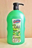 Жидкое мыло Gallus  1л (яблоко).