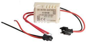Драйвер светодиода LD 4-5x1W 220V IP20 External