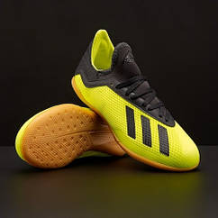 Детские футзалки adidas X 18.3 IN Jr. Оригинал. Eur 37 (23,5 см).