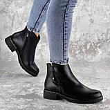 Ботинки женские зимние Fashion Jasper 2290 38 размер 24,5 см Черный, фото 2