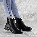 Ботинки женские зимние Fashion Jasper 2290 38 размер 24,5 см Черный, фото 5