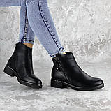 Ботинки женские зимние Fashion Jasper 2290 38 размер 24,5 см Черный, фото 6