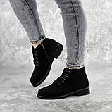 Ботинки женские Fashion Plushbottom 2382 36 размер 23,5 см Черный, фото 2