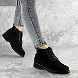 Ботинки женские Fashion Plushbottom 2382 36 размер 23,5 см Черный, фото 3
