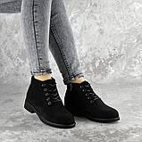 Ботинки женские Fashion Plushbottom 2382 36 размер 23,5 см Черный, фото 6