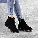 Ботинки женские Fashion Sabastian 2386 36 размер 23,5 см Черный, фото 8