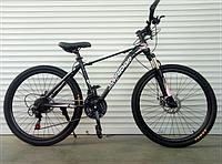 """Велосипед горный TopRider-611 26"""" розовый, фото 1"""
