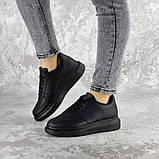 Кроссовки женские Fashion Modlaun 2384 36 размер 23,5 см Черный, фото 2