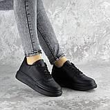 Кроссовки женские Fashion Modlaun 2384 36 размер 23,5 см Черный, фото 3