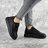 Кроссовки женские Fashion Modlaun 2384 36 размер 23,5 см Черный, фото 4