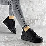 Кроссовки женские Fashion Modlaun 2384 36 размер 23,5 см Черный, фото 5