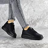 Кроссовки женские Fashion Modlaun 2384 36 размер 23,5 см Черный, фото 6