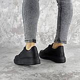 Кроссовки женские Fashion Modlaun 2384 36 размер 23,5 см Черный, фото 7
