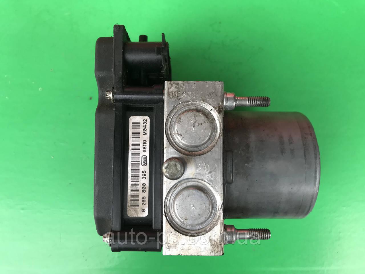 Блок ABS (насос) Citroen C4
