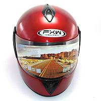 Шлем закрытый HF-101 размер 57-58 M. Мото шлем