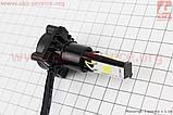 Лампа фары диодная LED-4 SUPER универсальная (к-кт разных креплений), с стабилизатором + стробоскоп, фото 3