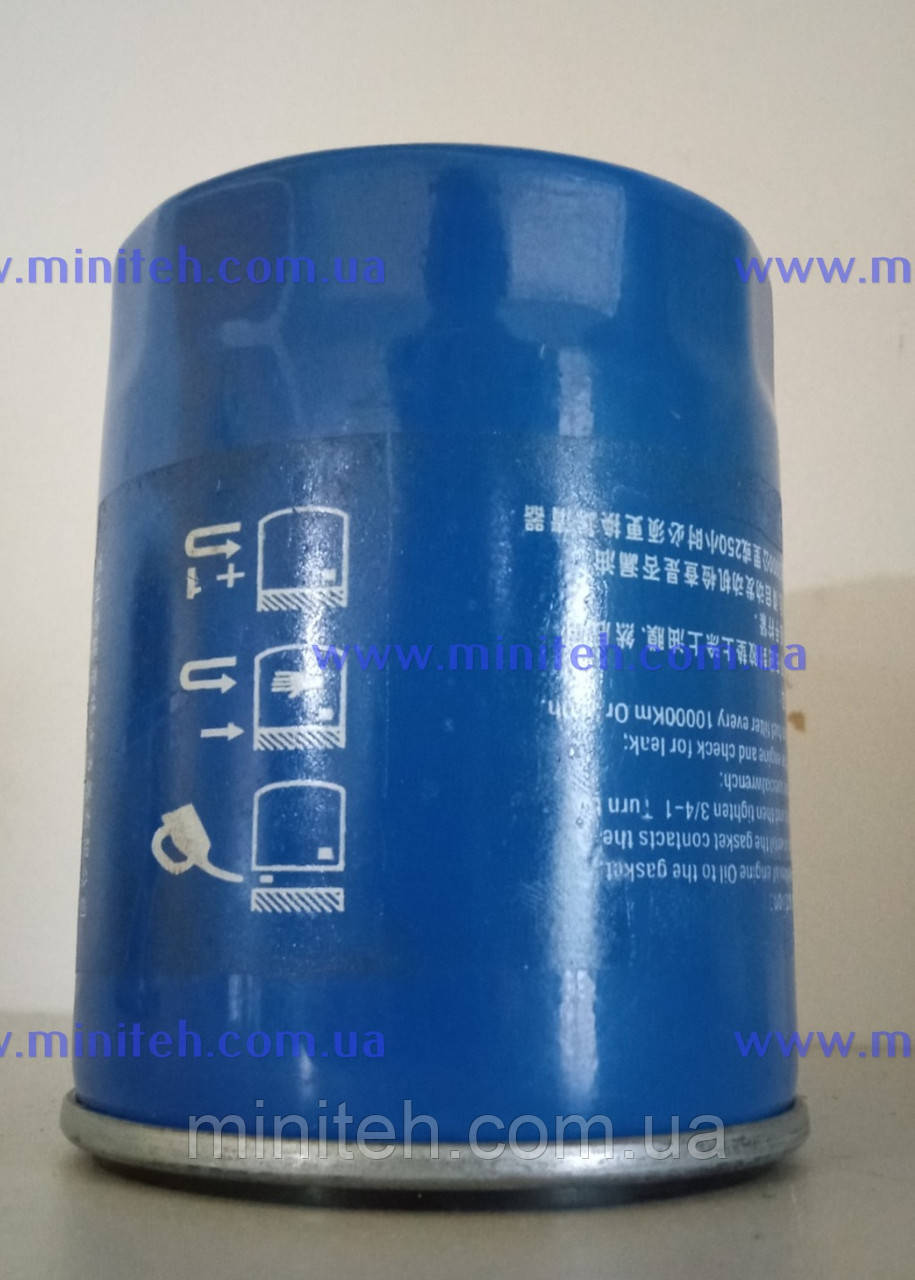 Фільтр масляний JX0707 (D-18 mm, DF 240/Булат 264)