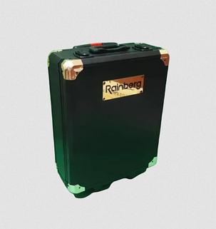 Набор инструментов RAINBERG 399 предметов чемодан RB-001, фото 2