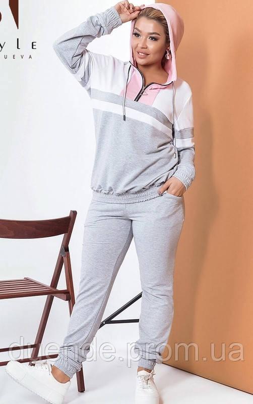 Спортивный костюм женский / kot - 64638