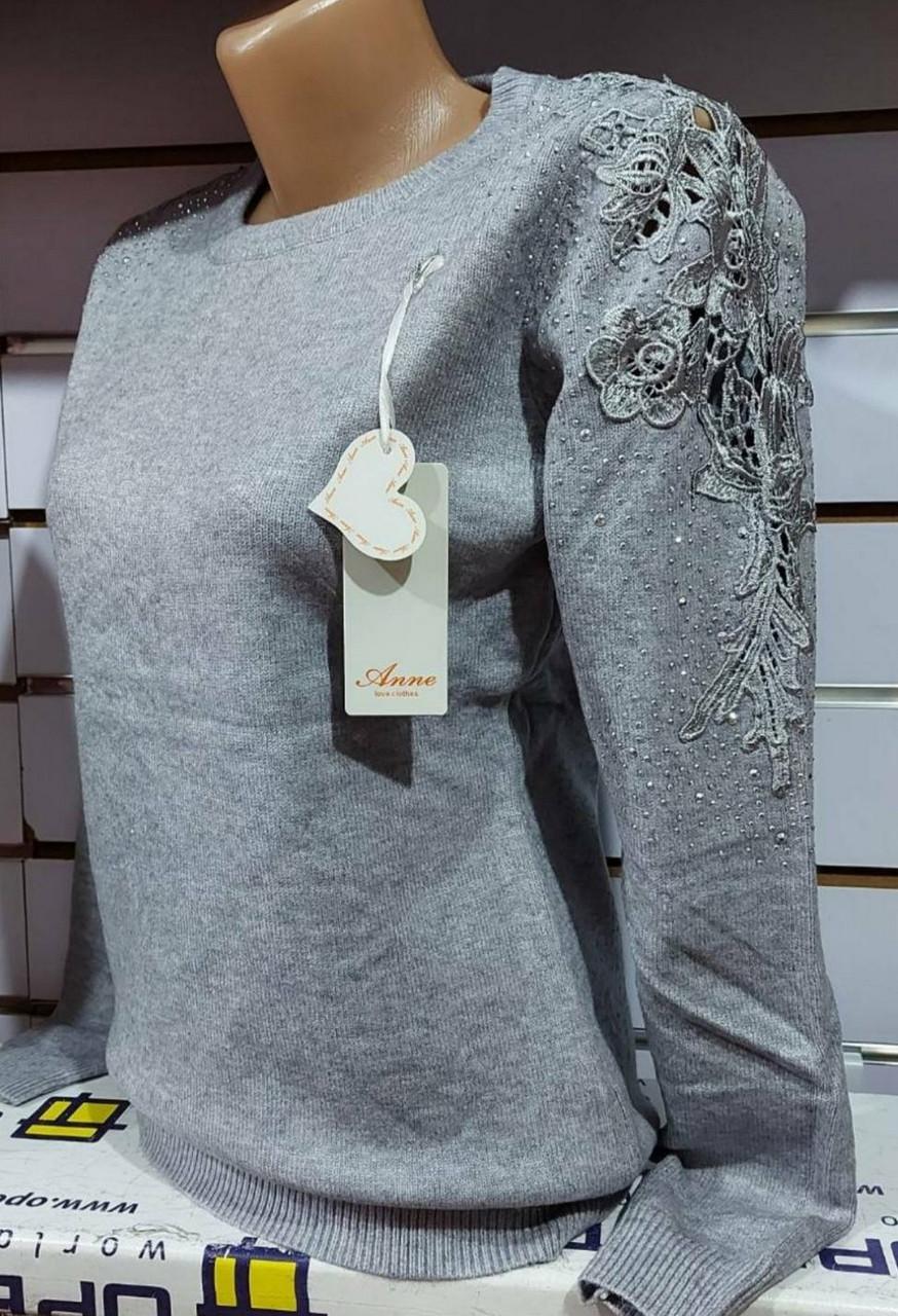 "Женский свитер (44-50) ""Venera"" LM-519"