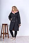 Пальто женское (Батал), фото 3