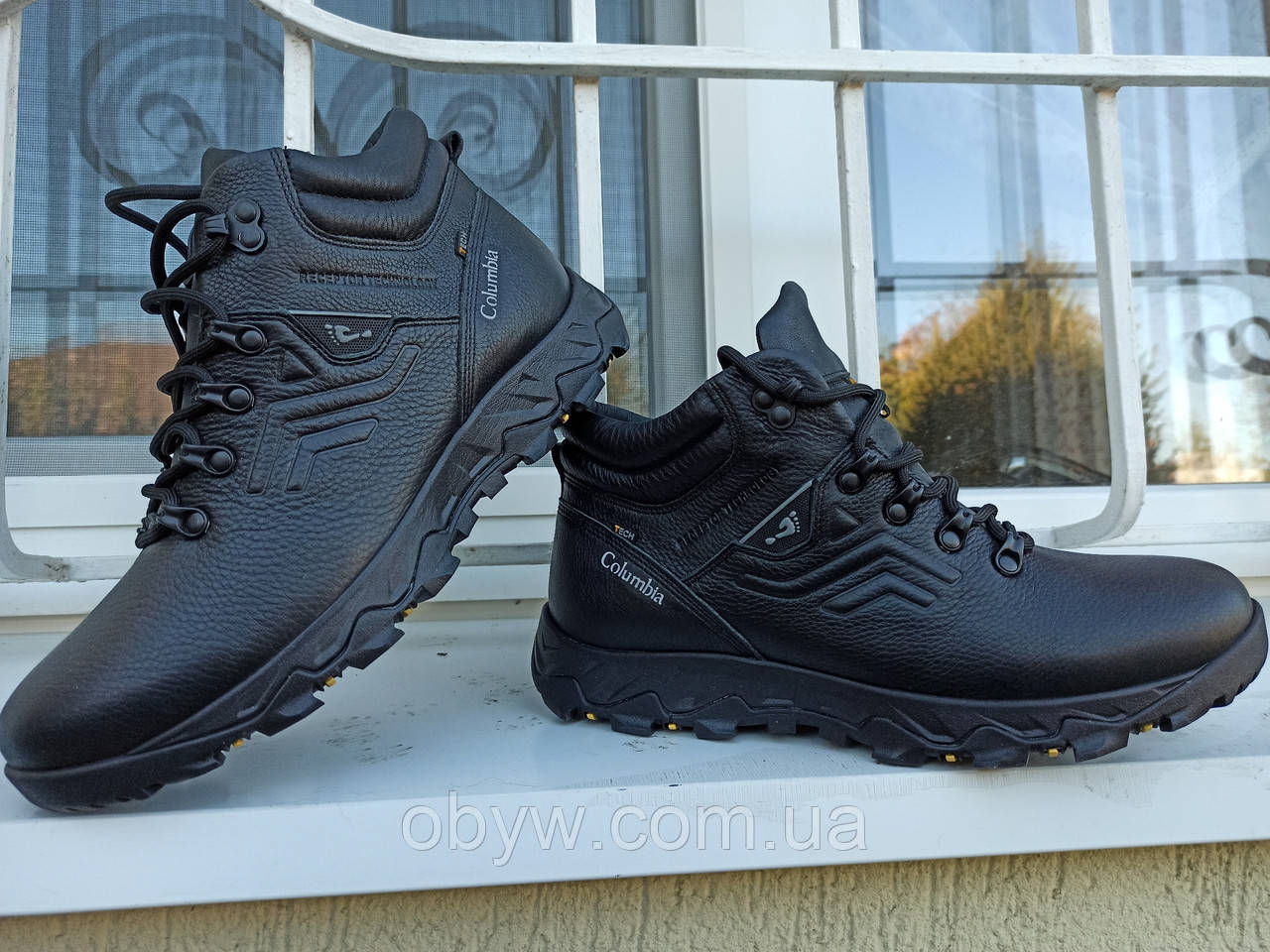 Зимние термо ботинки columbia ter-443