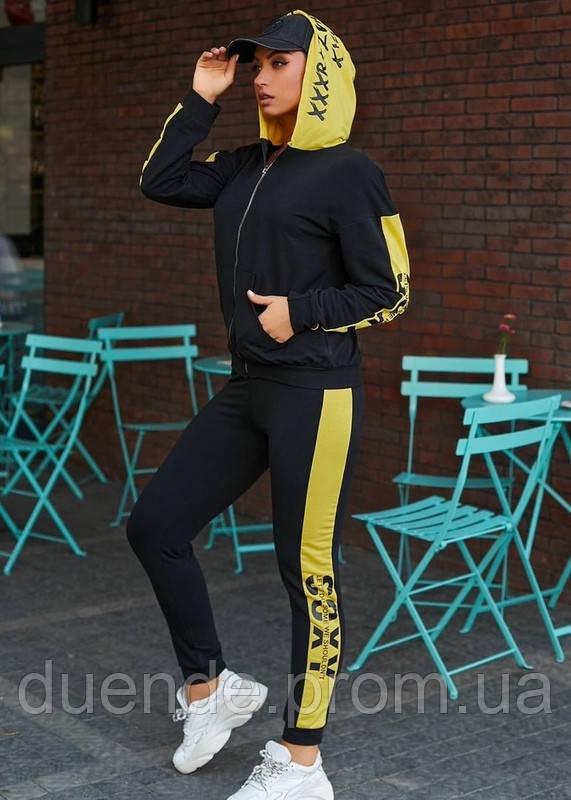 Спортивный костюм женский / kot - 72549