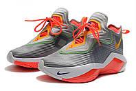"""Мужские баскетбольные кроссовки Nike Lebron Soldier 14 """"Hare"""" Реплика, фото 1"""