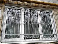 Решетки сварные на окна арт.рс 6, фото 1