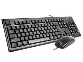 Комплект A4Tech KM-72620D Black USB