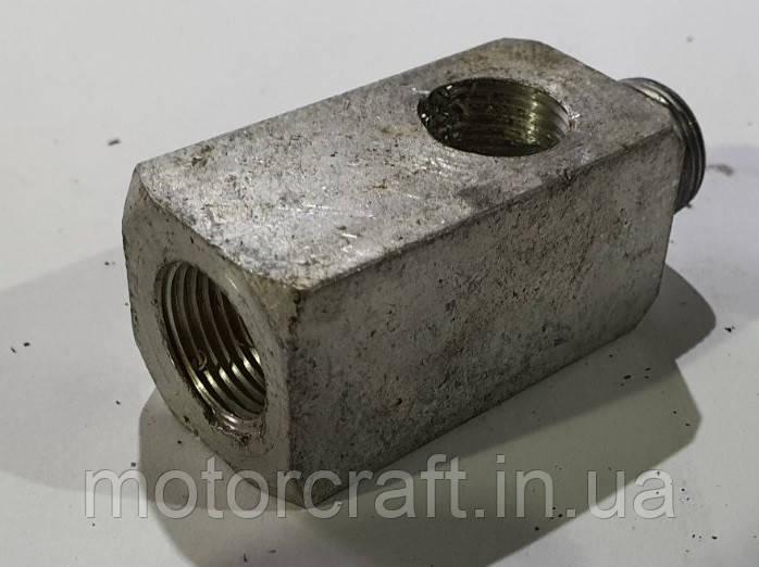 Переходник датчика температуры двигателя мототрактора