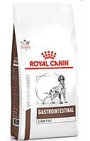 Royal Canin Gastro Intestinal Low Fat 1.5 кг для собак при порушенні травлення з обмеженим зміст