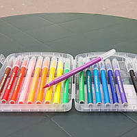 Набор акварельные фломастеры-кисть (брашеры) 18 цветов