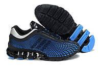 Кроссовки мужские Adidas Porsche Design VI (адидас порше) синие