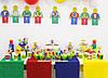 Кенди бар (Candy bar) в стиле Лего и Лего Ниньзяго, фото 7