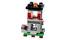 """Конструктор майнкрафт BELA Minecraft """"Крепость"""" 990 детали , фото 5"""