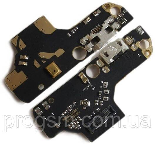 Разъем зарядки Nokia 3.2 / Nokia 3 V / TA-1156 / TA-1159 / TA-1164 (с платкой)