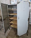Шкаф для хлеба из нж 201 700х600х1800 4 полки, фото 4