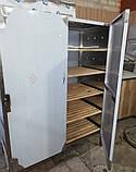 Шкаф для хлеба из нж 201 700х600х1800 4 полки, фото 5