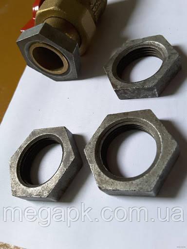 Гайки шестигранные низкие ГОСТ 5916-70