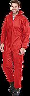 Комбинезон полипропиленовый с капюшоном Reis (KOM C) красный