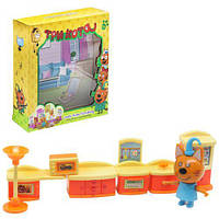 "Игровой набор ""Три кота: Кухня"", три кота,мягкие игрушки,детские игрушки,набор,фигурки"