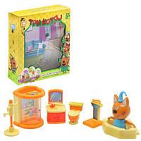 """Игровой набор """"Три кота: Ванная"""", три кота,мягкие игрушки,детские игрушки,набор,фигурки"""