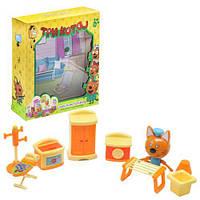 """Игровой набор """"Три кота"""", вид 5, три кота,мягкие игрушки,детские игрушки,набор"""
