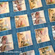 58012 Маяк (купон). Декоративные ткани. Хендмейд ткани., фото 3