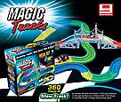 Magic Tracks 360 светящийся трек меджик трек 360 деталей , фото 2
