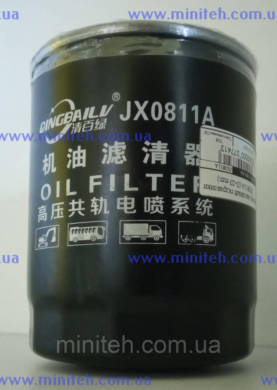 Фільтр масляний гідравліки JX0811A (D-23 mm)