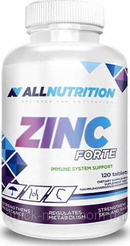 Цинк All Nutrition Zinc Forte 100mg - 120 Tab